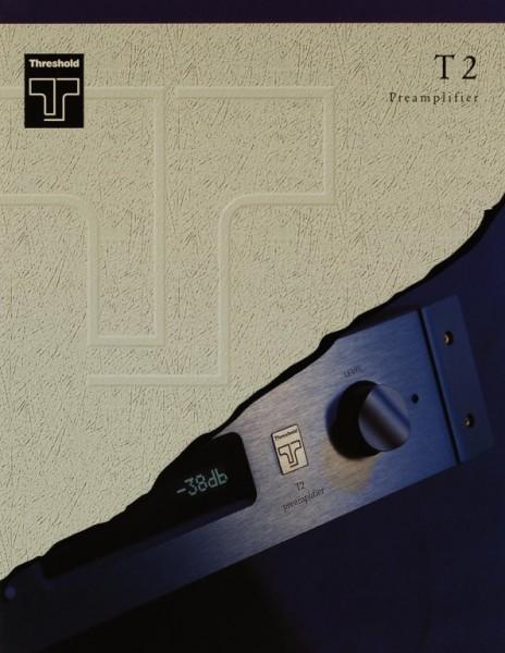 Threshold T 2 Prospekt / Katalog
