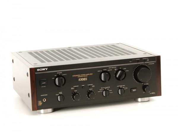 Sony TA- F 830 ES