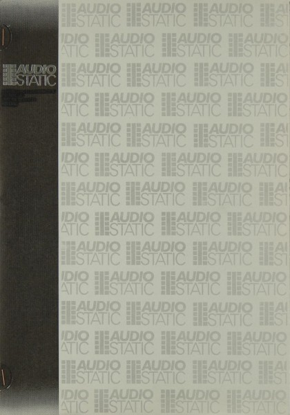 Audio Static ES 200 R / ES 300 R / ES 900 R Bedienungsanleitung
