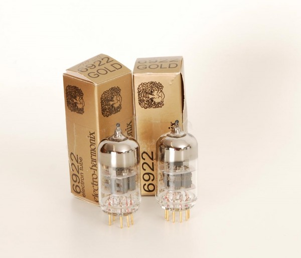 Electro Harmonix 6922 EH Gold Paar