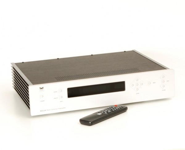 TacT RCS 2.0 AA Vorverstärker mit Raumkorrektur