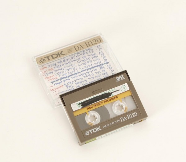 TDK DA-R 120 DAT-Kassette