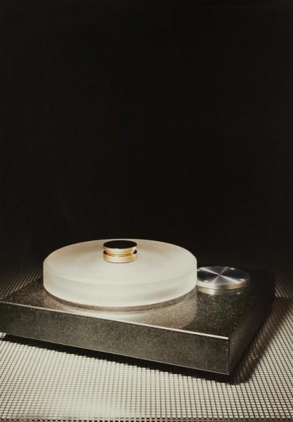 Audio Exklusiv Das Laufwerk Granit Prospekt Katalog