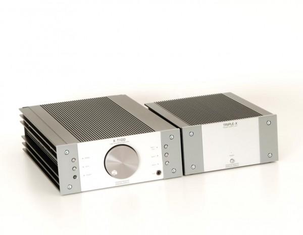 Musical Fidelity X-T100 + Triple-X