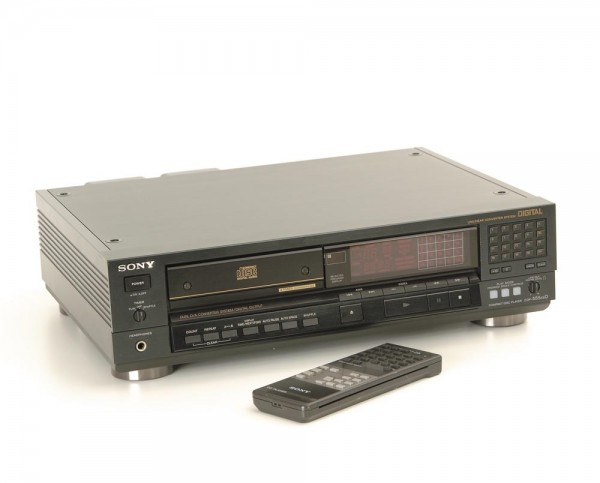 Sony CDP-555 ESD