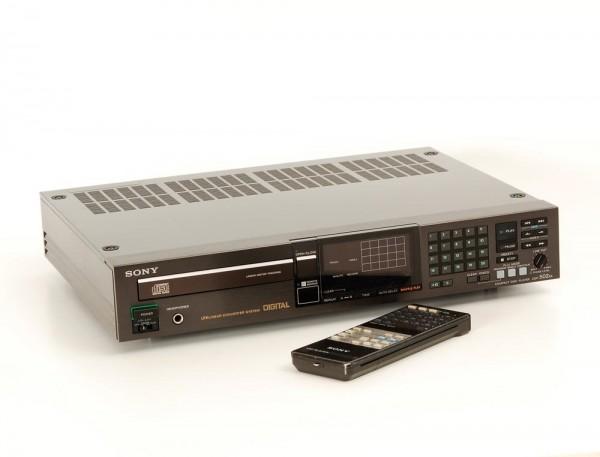 Sony CDP-502 ES