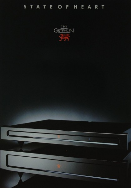 Gryphon Orestes Prospekt / Katalog