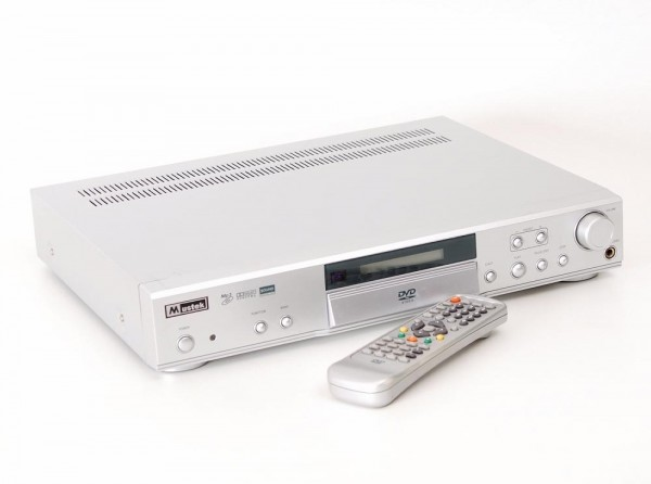 Mustek V-600 R DVD-Receiver