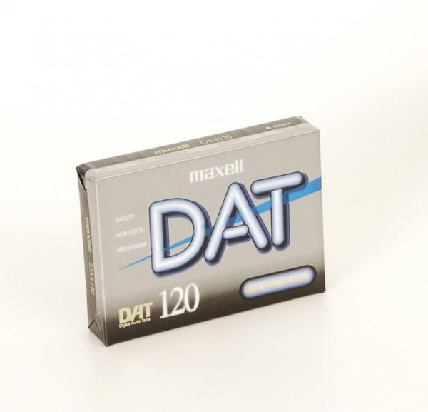 Maxell DM 90 DAT Kassette NEU!