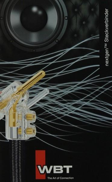 WBT The Art of Connection Prospekt / Katalog