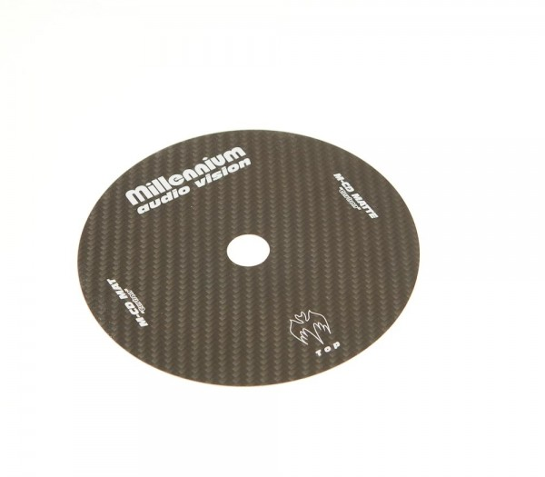 Millennium M-CD Mat Carbon CD-Matte