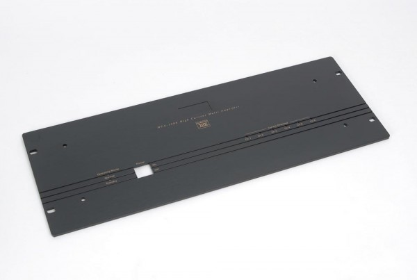 Parasound HCA-1206 Frontplatte