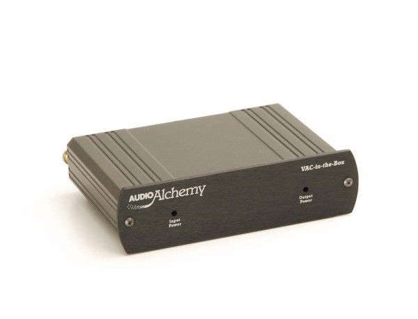 Audio Alchemy VAC in the box