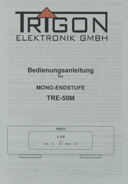 Trigon TRE-50 M Bedienungsanleitung