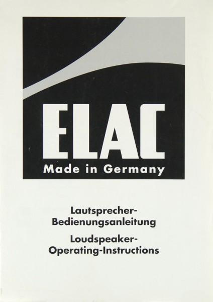 Elac CL 515 Jet Bedienungsanleitung