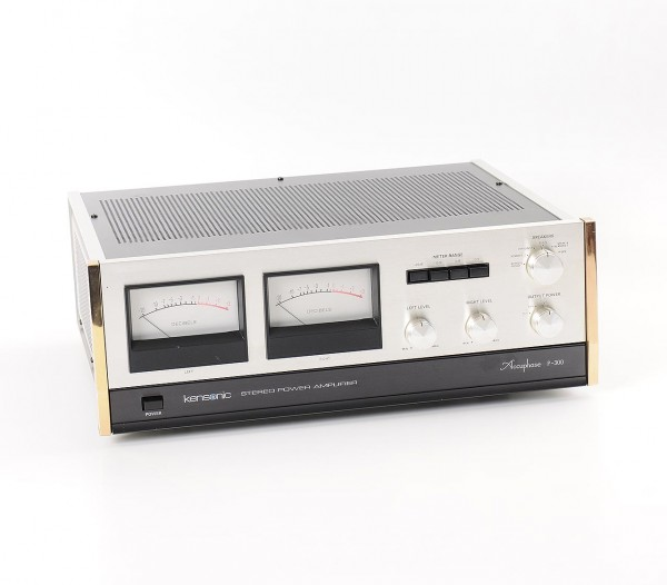 Accuphase Kensonic P-300