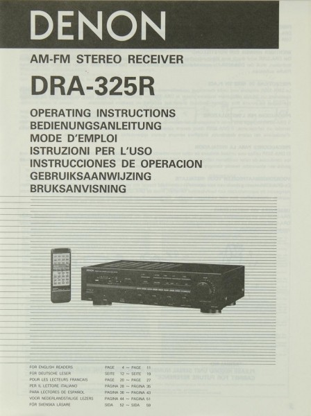 denon dra 325 r manual receivers denon manuals hifi rh springair de User Training User Webcast