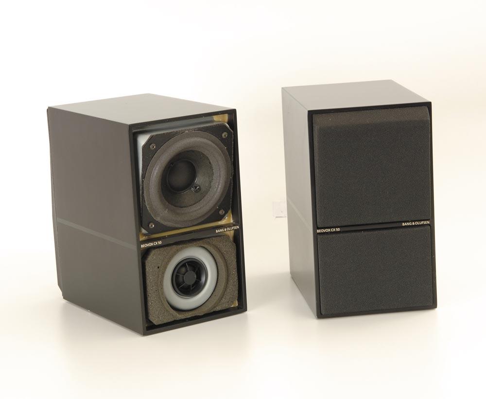 bang olufsen beovox cx 50 kompaktlautsprecher. Black Bedroom Furniture Sets. Home Design Ideas