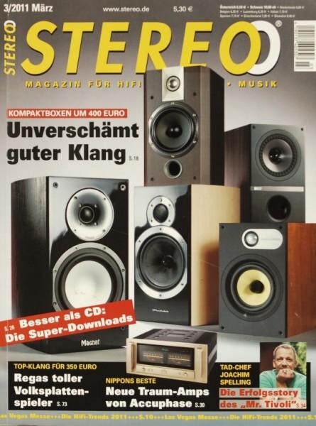 Stereo 3/2011 Zeitschrift