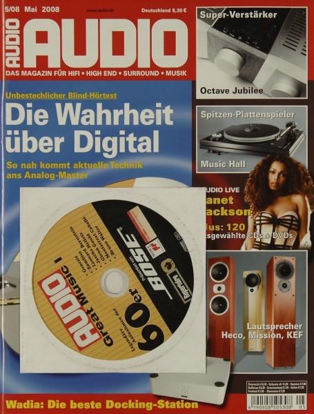 Audio 5/2008 Zeitschrift