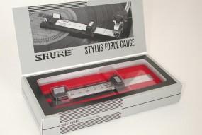Shure SFG-2 Tonarmwaage