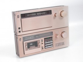 Sharp SM-1255 + RS-1255 Designanlage
