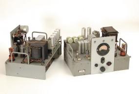 Philips EL-5400 Röhrenendstufen