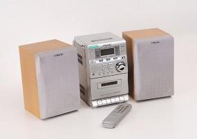 Sony CMT-EP 30 Minianlage mit Boxen