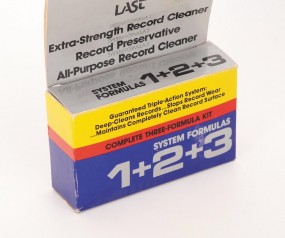 LAST Formula 1+2+3 LP-Reiniger