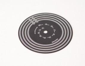 Micro Seiki Stroboskopscheibe