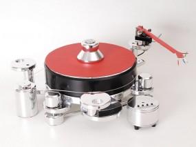 Acoustic Solid Machine mit Scheu Arm