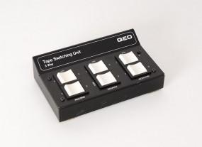 QED 3 Tape Umschalteinheit