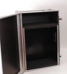 Flightcase für 19-Zoll Geräte