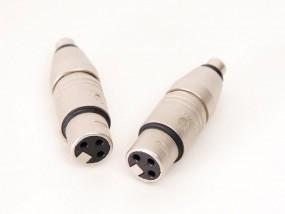 Neutrik XLR - Cinch Adapter