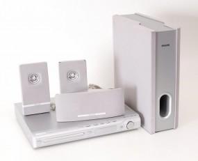 Philips HTS 3500 S DVD Komplettanlage