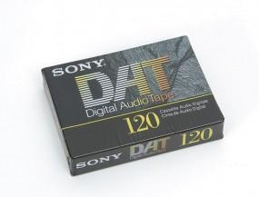 Sony DT-120 RA DAT-Kassette NEU!