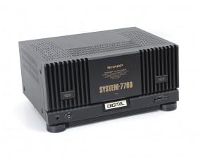 Sharp SM-7700 H