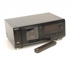 Sony CDP-CX 57