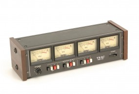 Teac MB-20 4-Kanal Aussteuerungsanzeige