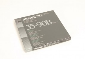 Maxell XL I 35-90 B 18er DIN Kunstoff voll