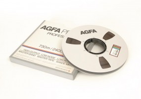 Agfa PEM 468 1/2 Zoll 730m