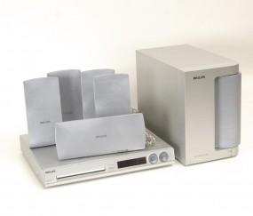Philips HTS 3100 DVD Komplettanlage