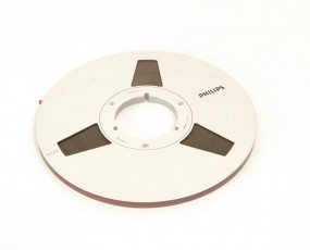 Philips Tonband 27er Metall NAB