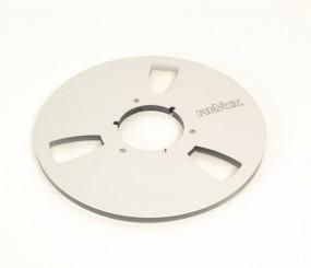 Revox 27er NAB Metall Leerspule silbern