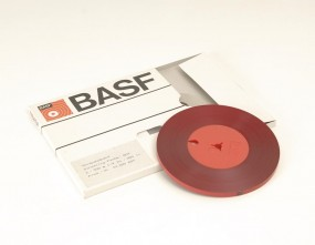 BASF Vorspannband Vorlaufband rot