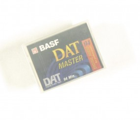 BASF DAT Master 94 DAT Kassette