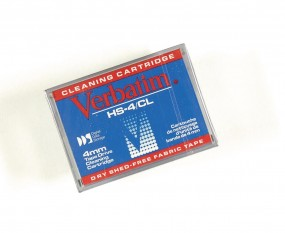Verbatim HS-4/CL Reinigungs DAT Kassette