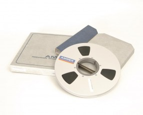 Ampex 797 1/2 Zoll Band 27 er voll