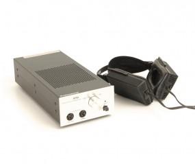 Stax Lambda Professional + SRM-1 MK II