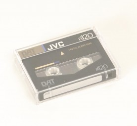 JVC R 120 DAT-Kassette